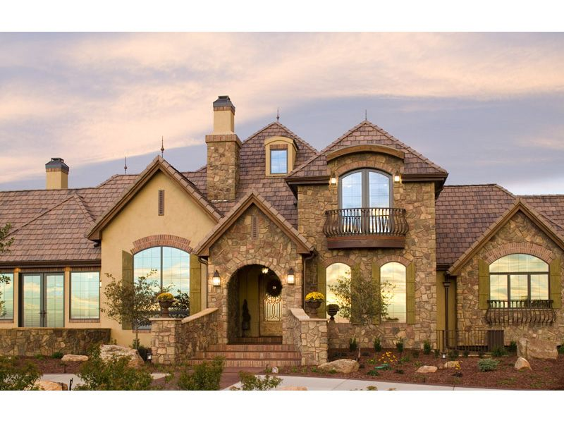 Paxonia Luxury Home In 2020 Luxury House Plans House Exterior Stucco Exterior