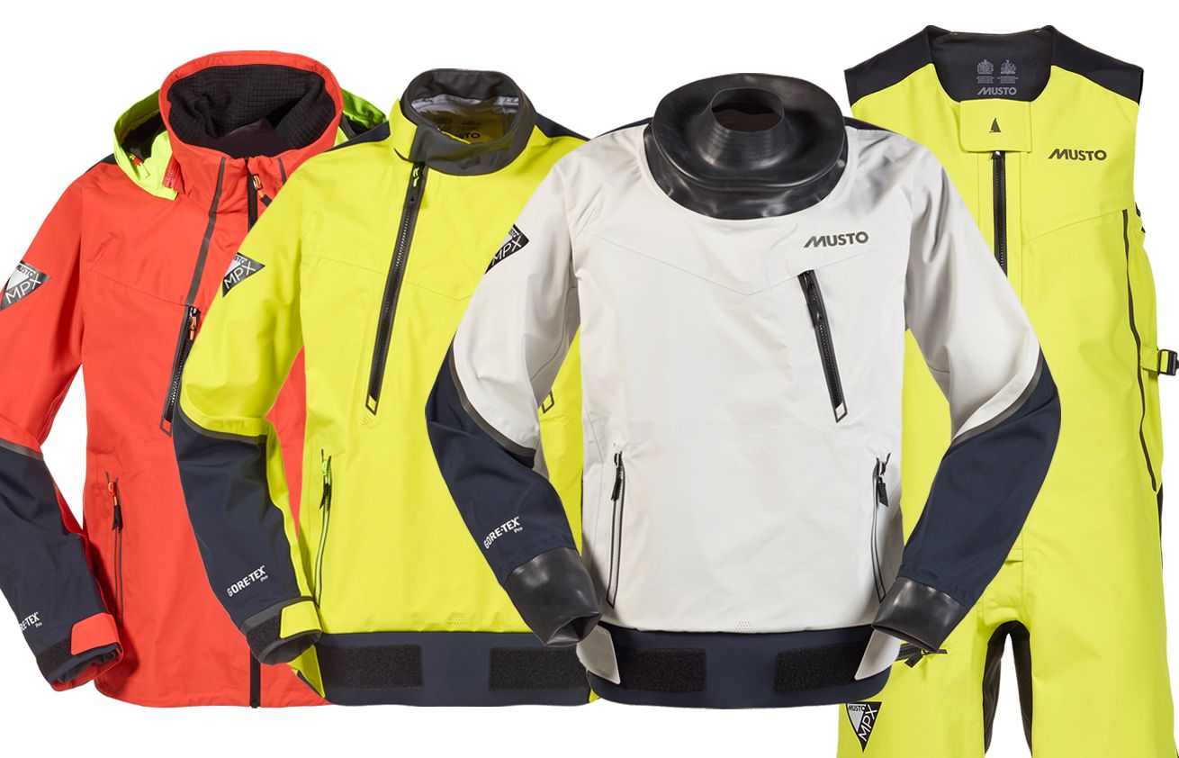 a364aec8e Musto MPX Gore-Tex Pro Race Jacket | Sailing Apparel, Gear ...