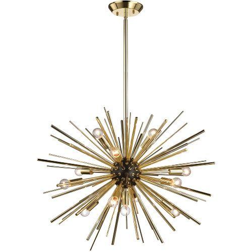 Dimond Home Starburst 12 Light Pendant Light