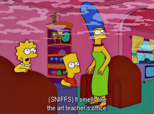 The Simpsons Way Of Life The Simpsons Funny Pictures Lisa Simpson