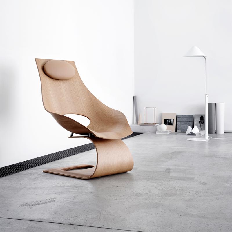 Dream Chair by Tadao Ando TA001 Carl Hansen & Søn