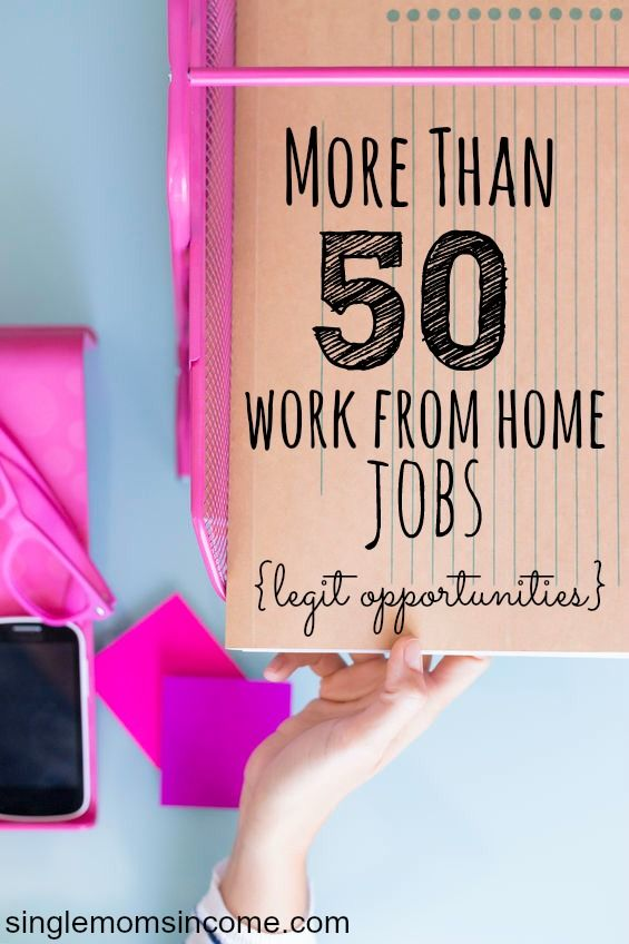 legit ways to work from home 50 legitimate work from home jobs best of single moms 8628