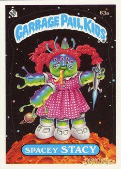 Garbage Pail Kids Original Series 2 Card Collection Garbage Pail Kids Cards Garbage Pail Kids Pail