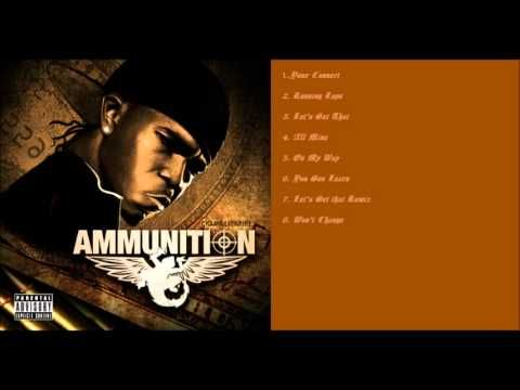 Chamillionaire Ammunition FULL EP