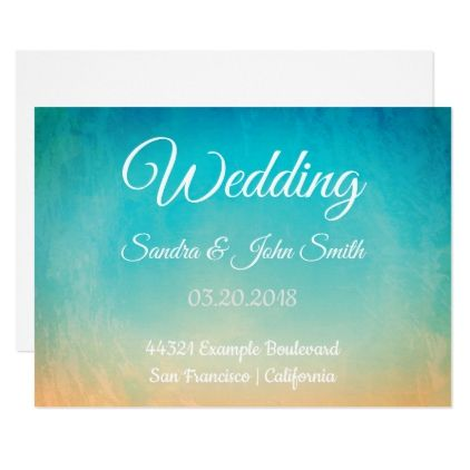 Formal underwater wedding party invitation wedding invitations formal underwater wedding party invitation wedding invitations cards custom invitation card design marriage party stopboris Choice Image