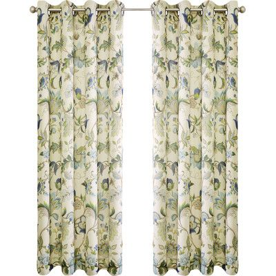You'll love the Brissac Curtain Single Panel at Wayfair - Great Deals on all Décor  products with Free Shipping on most stuff, even the big stuff.