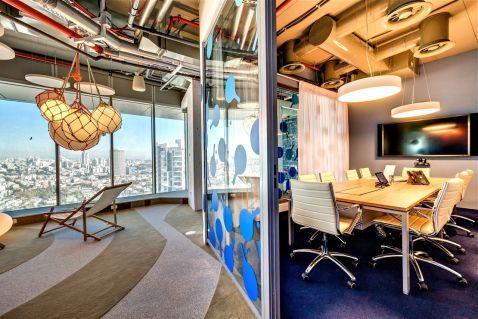 Le plus beau bureau du monde