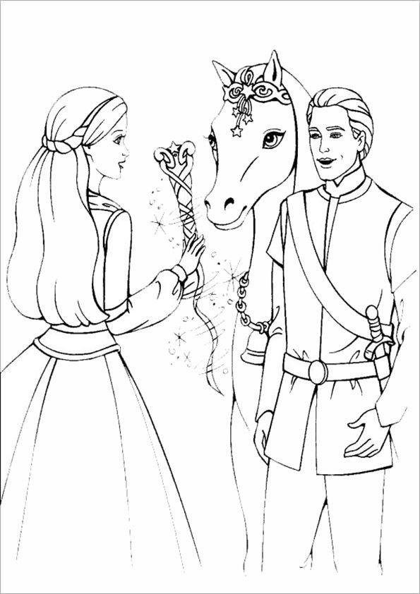 prinzessin29  malvorlagen pferde barbie malvorlagen