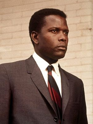 Sidney Poitier is the first black to win an Academy Award for Best Actor for his role as Homer Smith in Lillies of the Field. Some of his other best known roles are in To Sir With Love, In The Heat Of The Night and Guess Who's Comming to Dinner