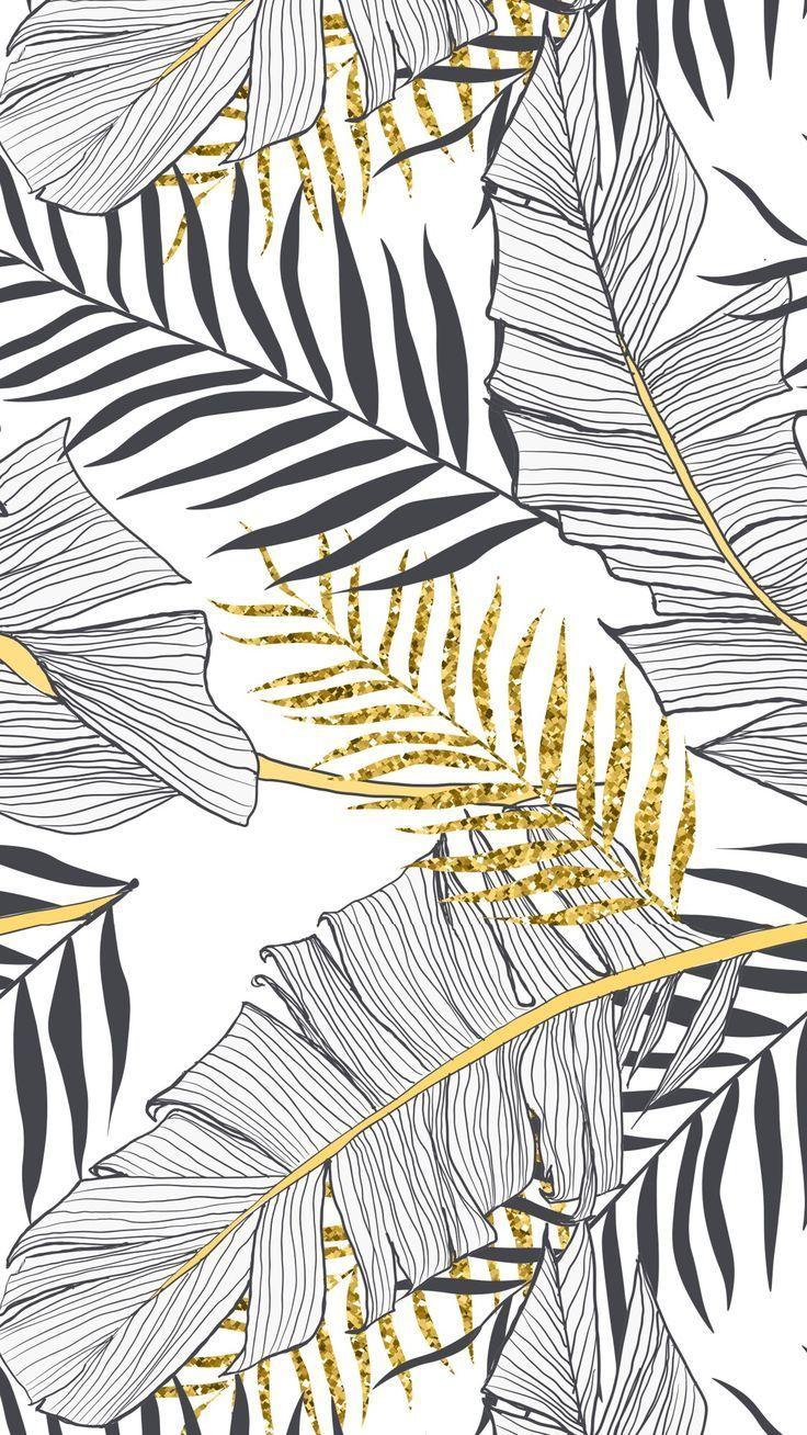 lovely illustration #tropicalpattern lovely illustration #newyearwallpaper