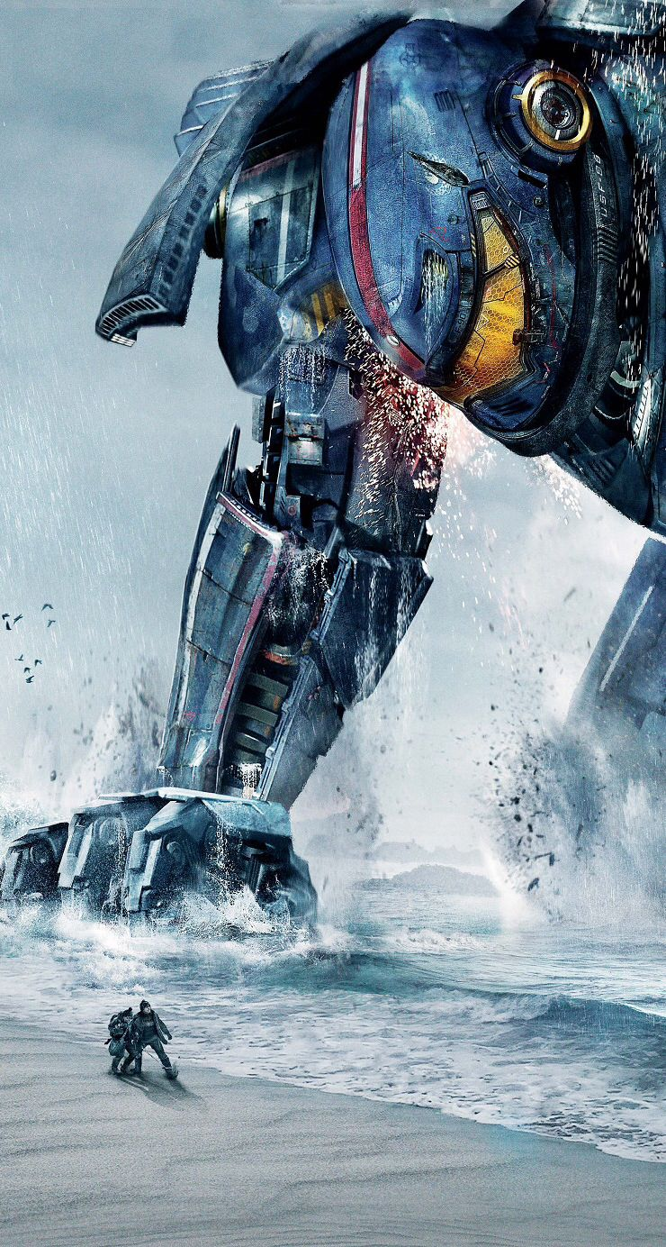 Gypsy danger ( pacific rim ) | GYPSY DANGER in 2019 ... Pacific Rim Jaeger Gypsy Danger Wallpaper