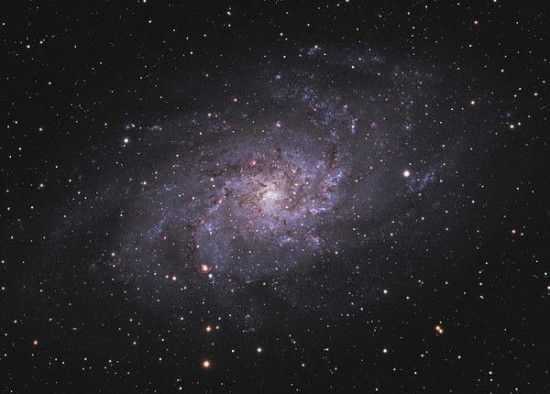 The Triangulum Galaxy Aka M33 It Is A Face On Spiral Galaxy Often Photographed But Difficult To See With The E Galaxies Triangulum Galaxy Andromeda Galaxy