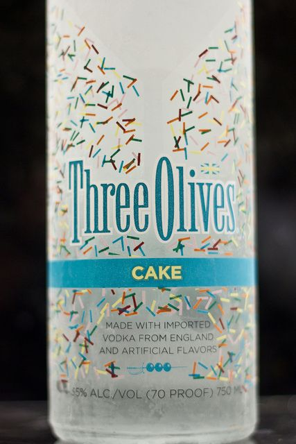 Astounding Three Olives Cake Vodka Recipes With Images Cake Vodka Cake Funny Birthday Cards Online Alyptdamsfinfo