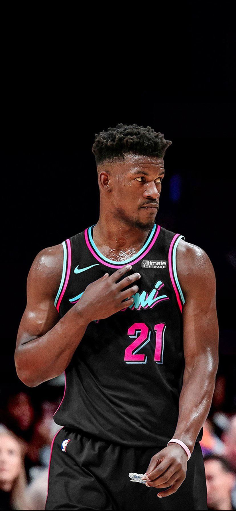 Jimmy Butler Smart Phone Wallpapers 4kphonewallpapersreddit Iphonewallpapersreddit Redditwall Best Nba Players Lebron James Miami Heat Basketball Is Life