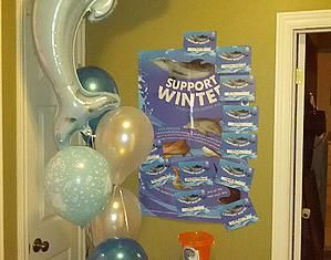 Support Winter Birthday Fundraising Experience Events