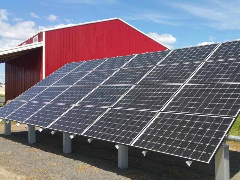 Do It Yourself Solar Installation solarpanelsforhome in