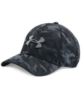 23362dcb696 Under Armour Men s Printed HeatGear Logo Hat