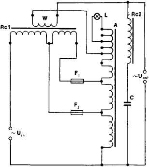 Thrifty Voltage Regulator | wiring and diagram | electrical circuit diagram of voltage