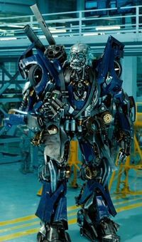 """Wheeljack (o qiu; """"que"""") Base NEST le refugio de los autobots."""