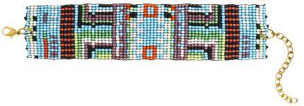 Älskar etno/inka på sommaren - så härliga färger!