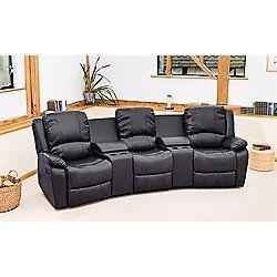 Groovy Sofa Collection Valencia Recliner Cinema Sofa 3 Seat Alphanode Cool Chair Designs And Ideas Alphanodeonline