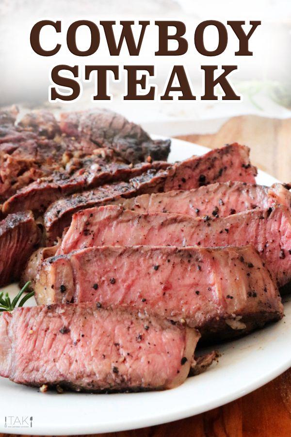 Cowboy Steak   Bone-In Ribeye