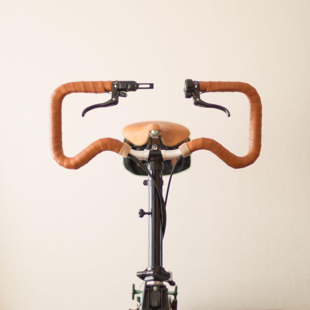 Brompton カーボンクランク カンパ風 Brompton Blog Bro 2 Blog ブロンプトン 自転車 カーボン