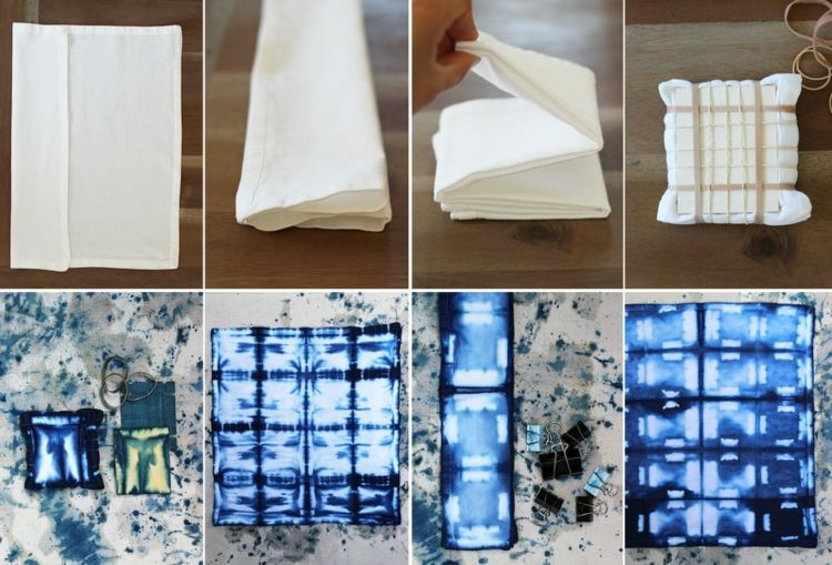 Hubsche Batik Muster Fur Ausgefallene Accessoires Aus Stoff Batik Technik Kissen Nahen Batik