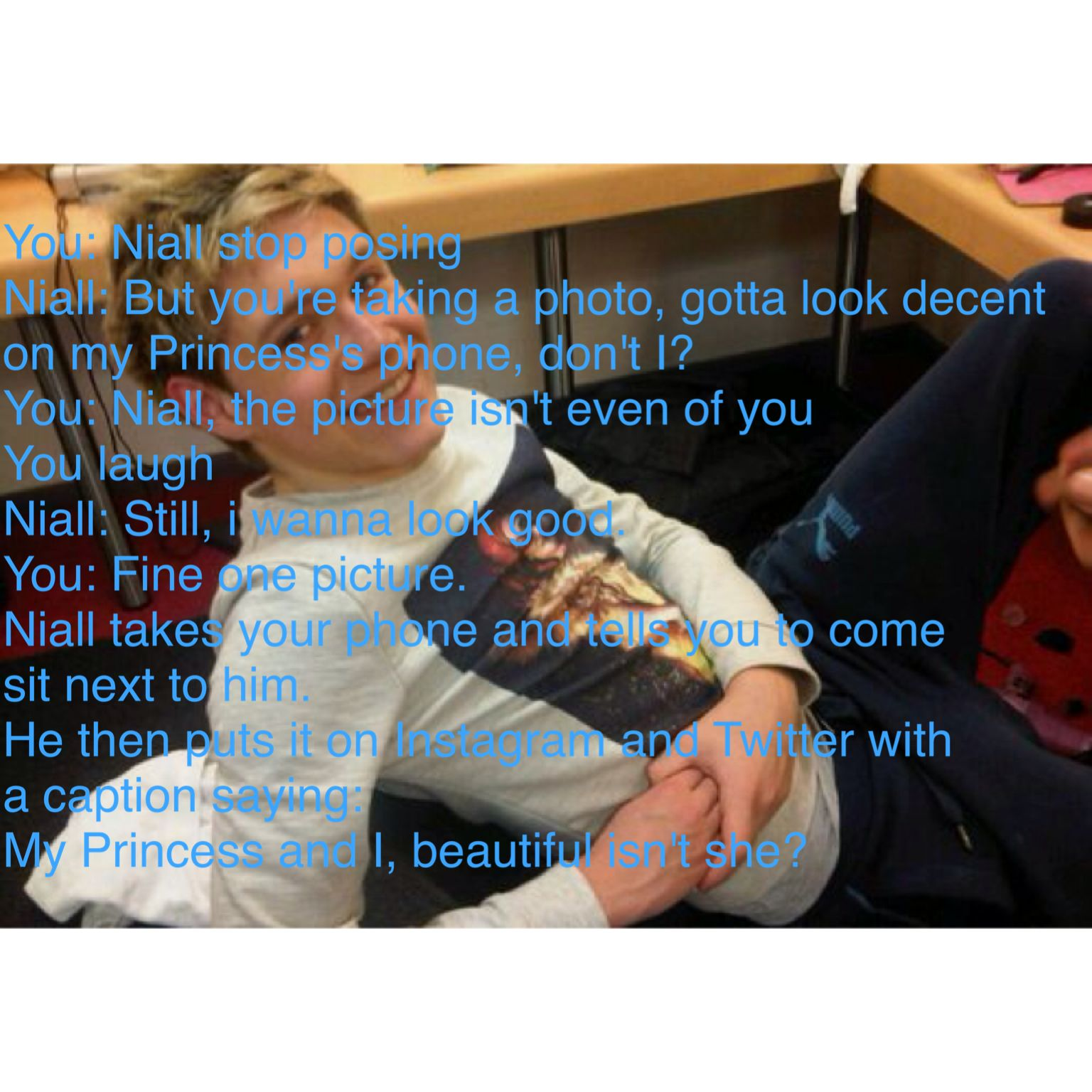 Niall Horan Imagine