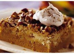 Ķirbju pīrāgs ar valriekstu virskārtu :: Receptes :: Stilaparks.lv - Portāls sievietēm