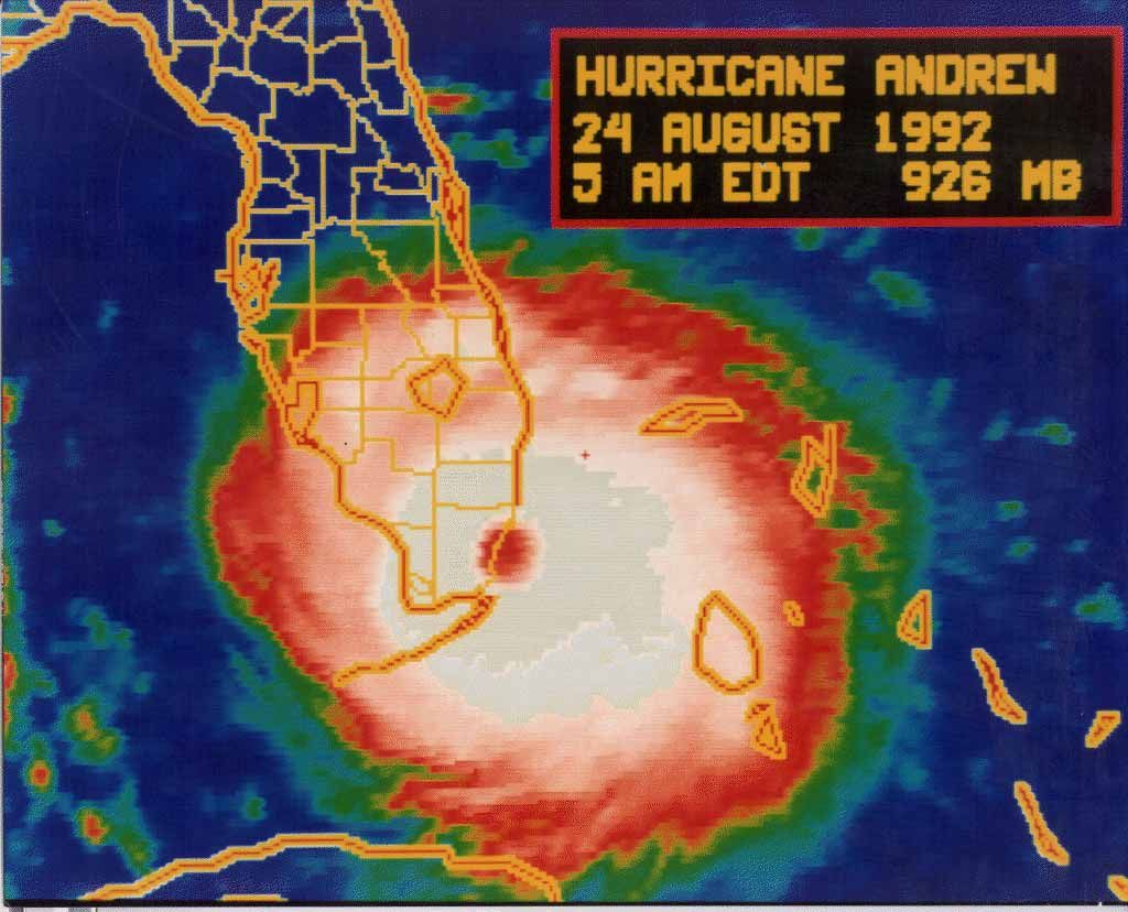Effects Of Hurricane Andrew In Florida Wikipedia Hurricane Andrew Hurricane Hurricane Season