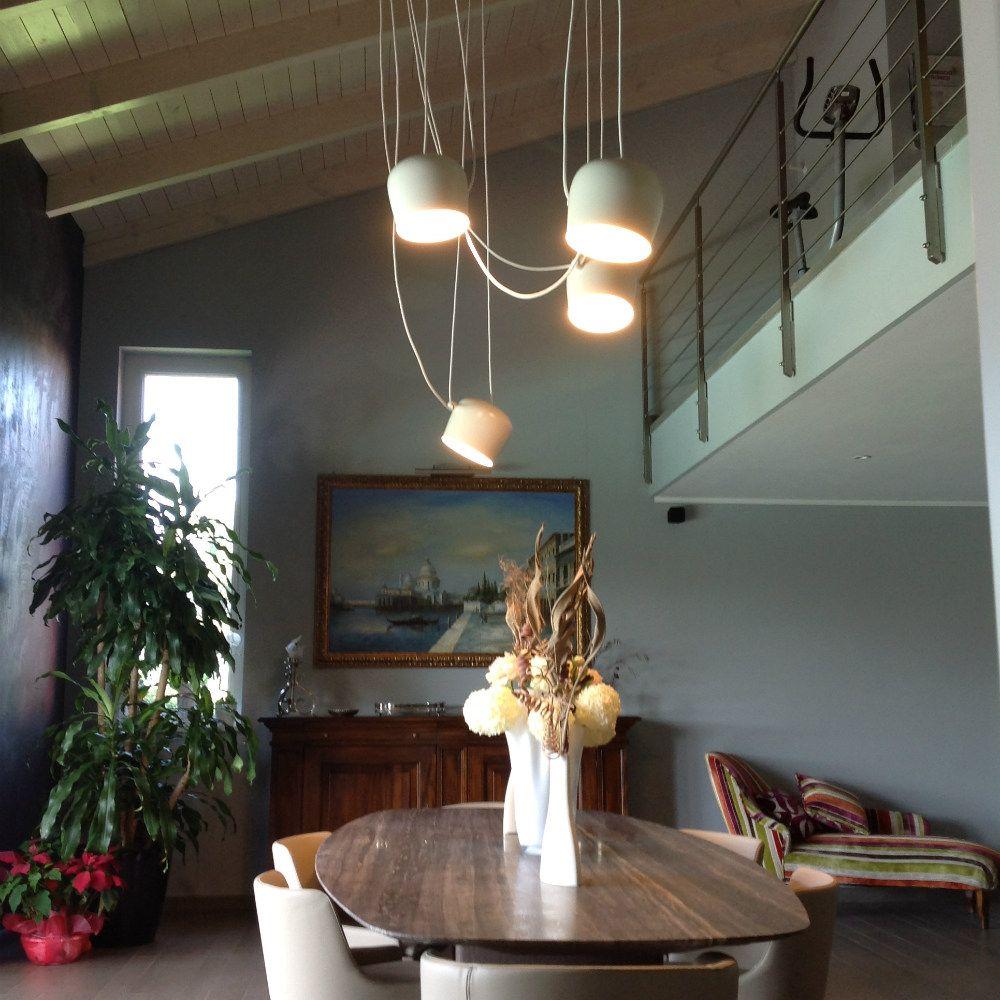 Lampadario Con Punto Luce Decentrato risultati ricerca per: 'flos aim' (con immagini) | lampade