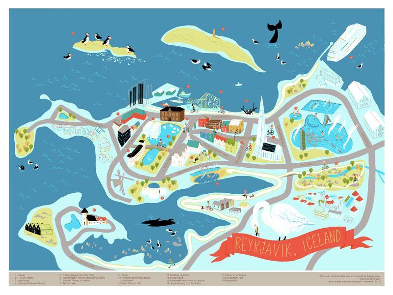 Where İs Canada Similiar Map Of Edward Juan -