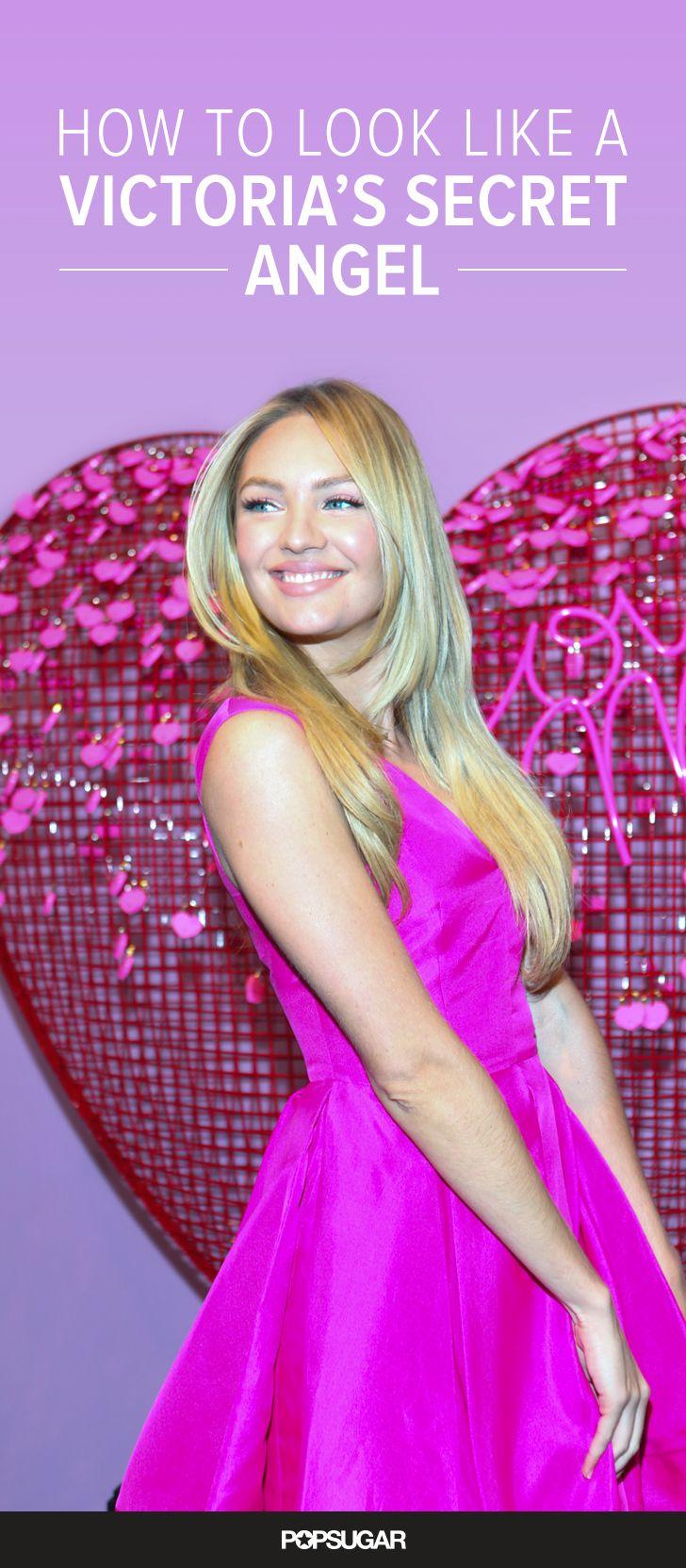 Wie man wie ein Victoria's Secret Angel aussieht (kein Entsaften notwendig)   – Celebrity Style