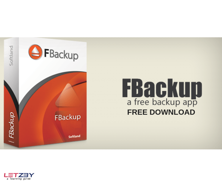 Download Fbackup Free Latest Version 2018 With Images Free Download Backup