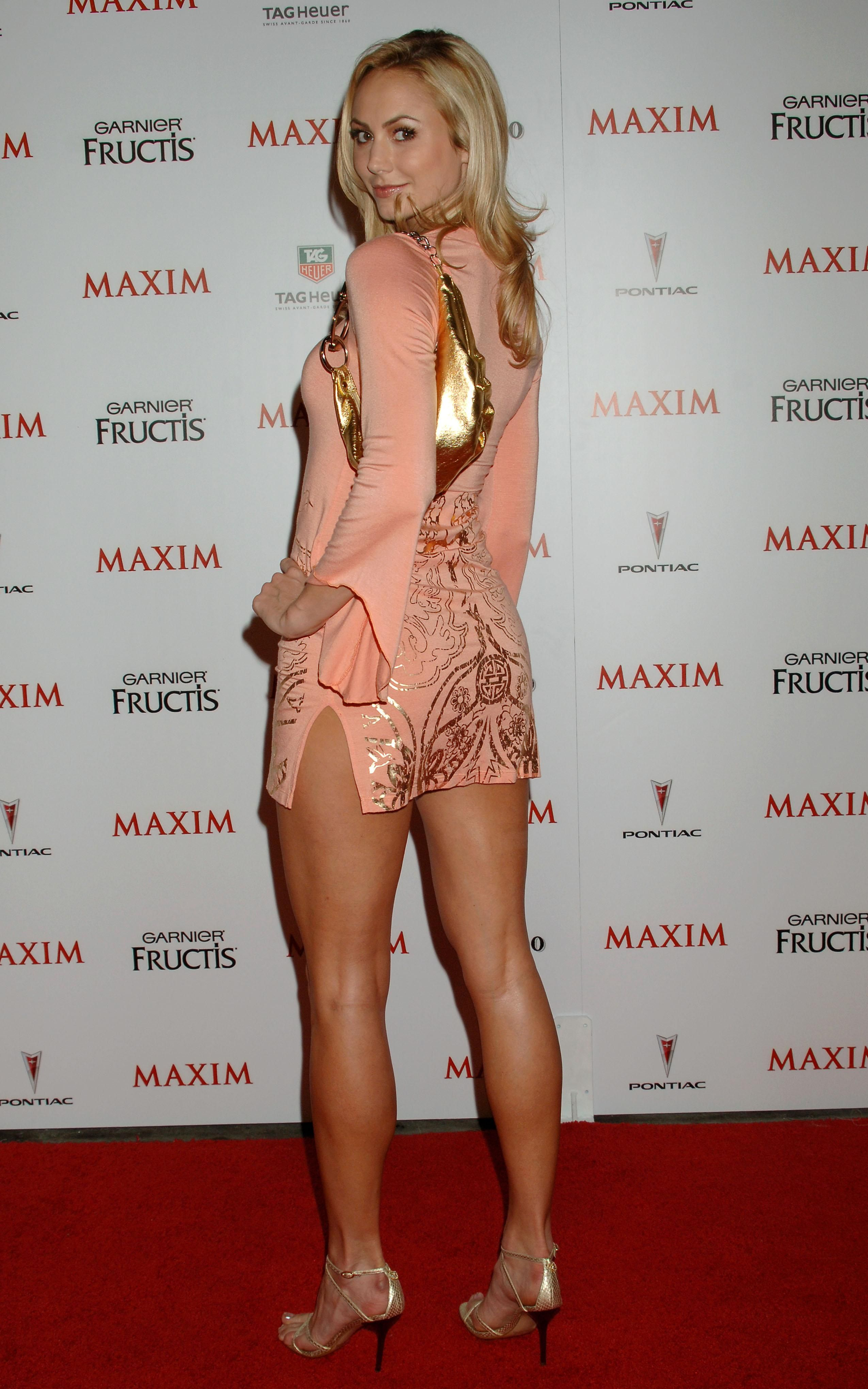 Stacy Keibler...G check the pins on that! WOw yeah , she ...