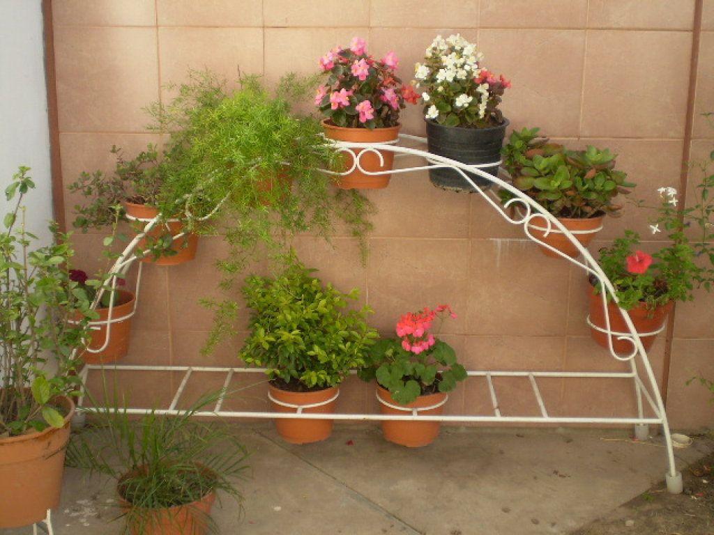 Lindo ideas para mi jard n hierro jardines y for Articulos de decoracion para jardines