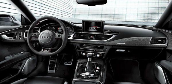 Audi A5 2016 Interior