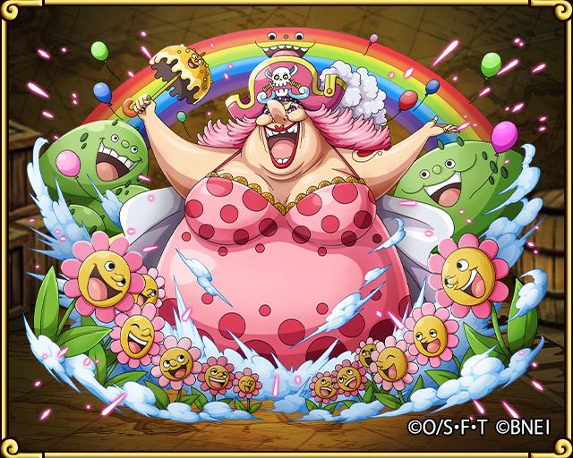 Big Mom | One Piece | 海賊, ビッグ và マム