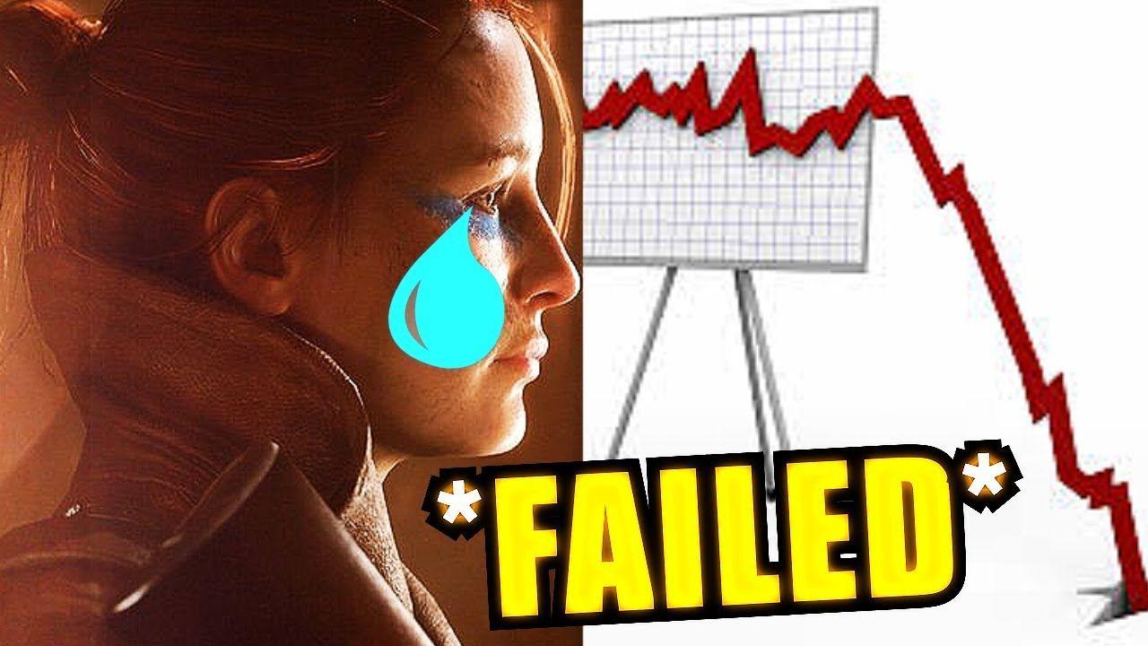 Battlefield 5 Failed Black Ops 4 Won Is That True