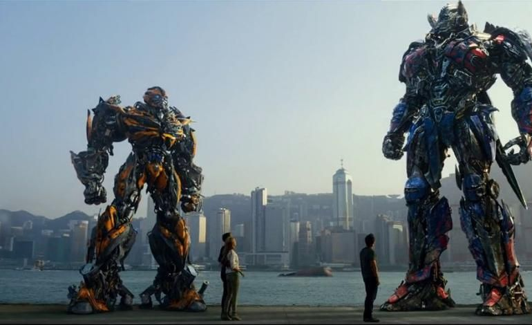 'Transformers 4' Trailer Introduces All-New 'Hound ...