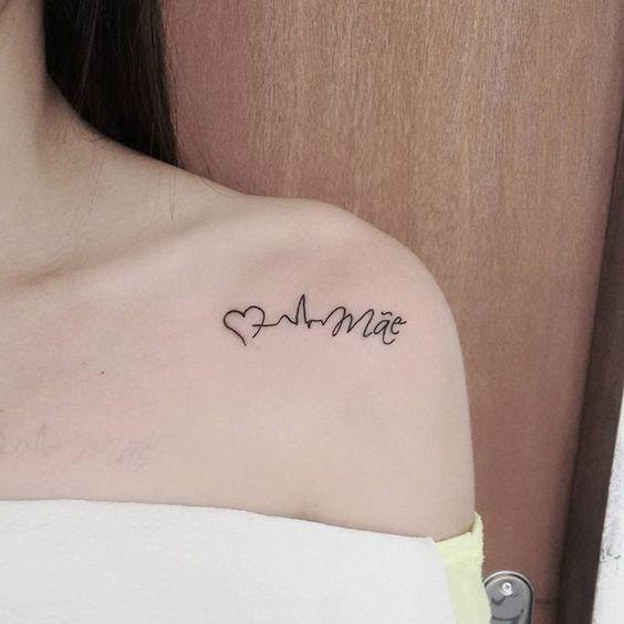91 Small Meaningful Tattoos For Women Permanent And Temporary Tattoo Designs Com Imagens Tatuagem Tatuagens Femininas Delicadas Minitatuagens