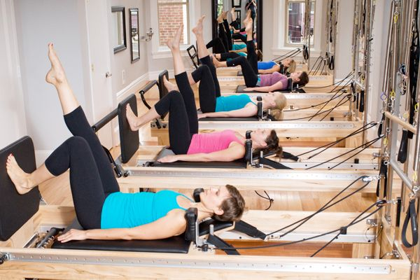 Fitness Classes Chicago Best Workouts And Gyms Fitness Class Fun Workouts Cardio Pilates