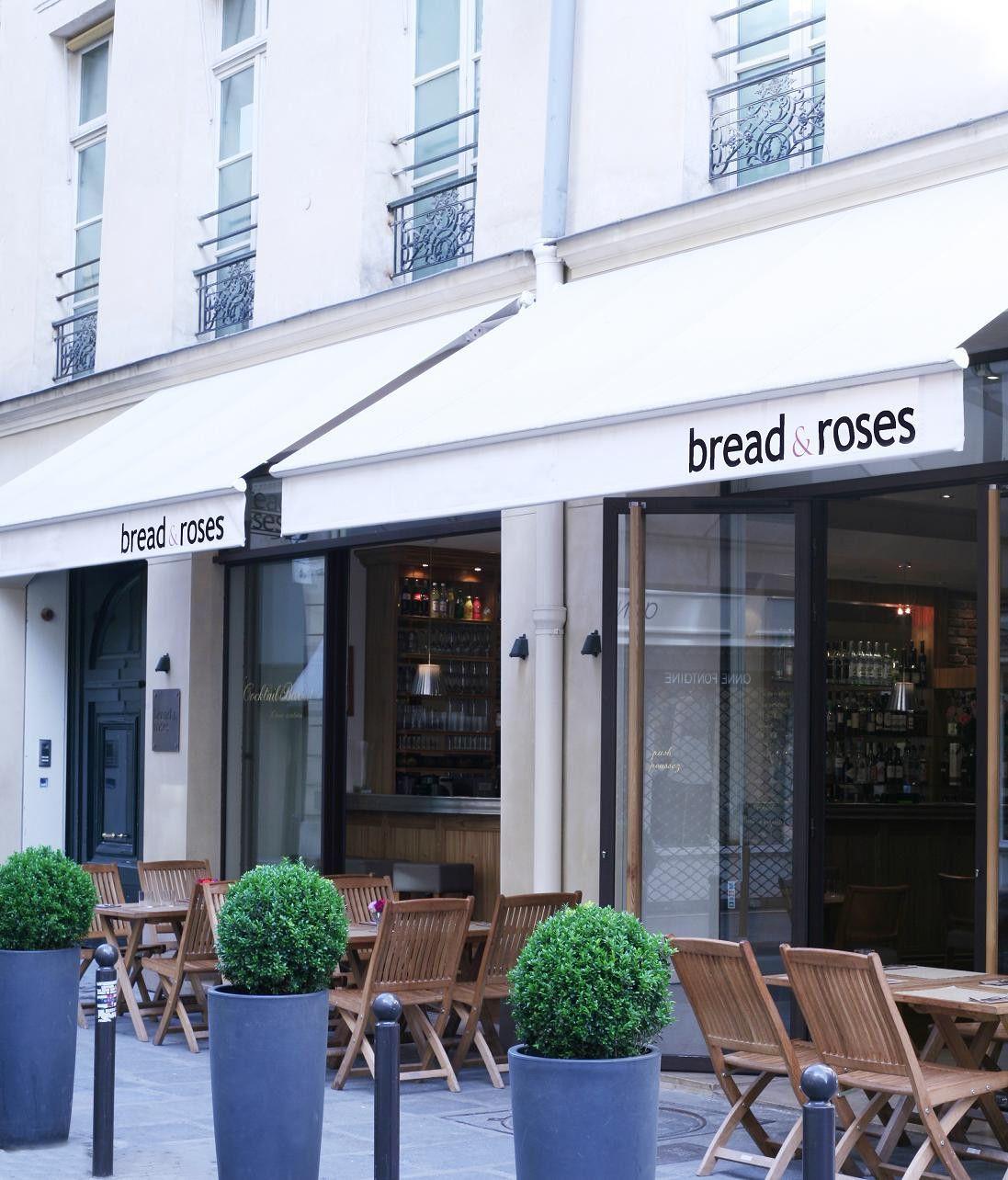 Cafe Near Jardin Du Luxembourg: Paris. Best Bread. Right Across The Street