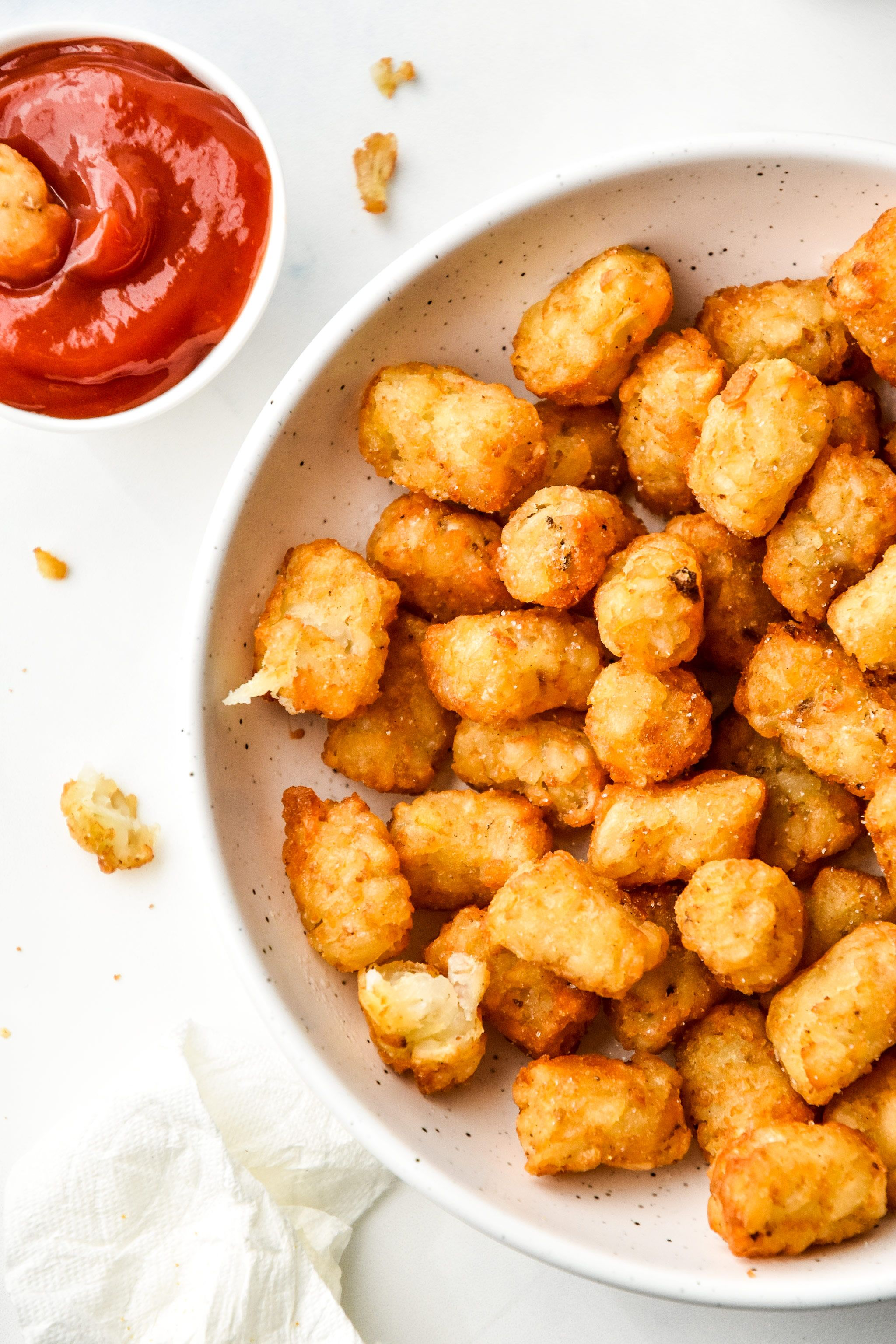 How to Cook Frozen Tater Tots in an Air Fryer Project