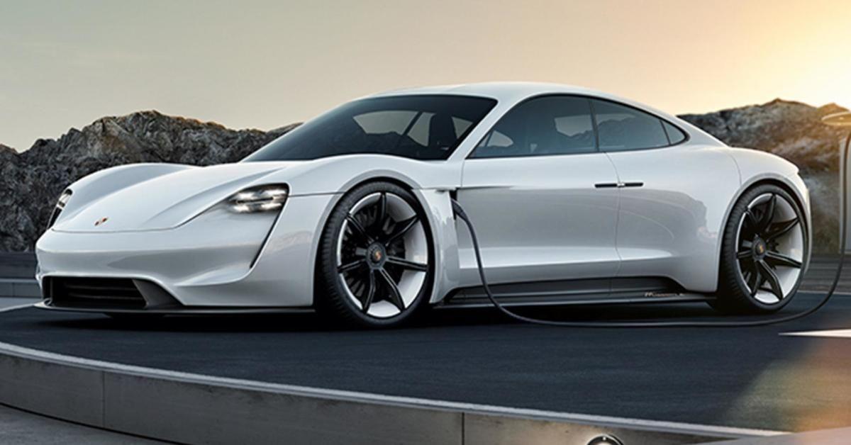 Porsche's TeslaChallenging Electric Car Will Arrive In