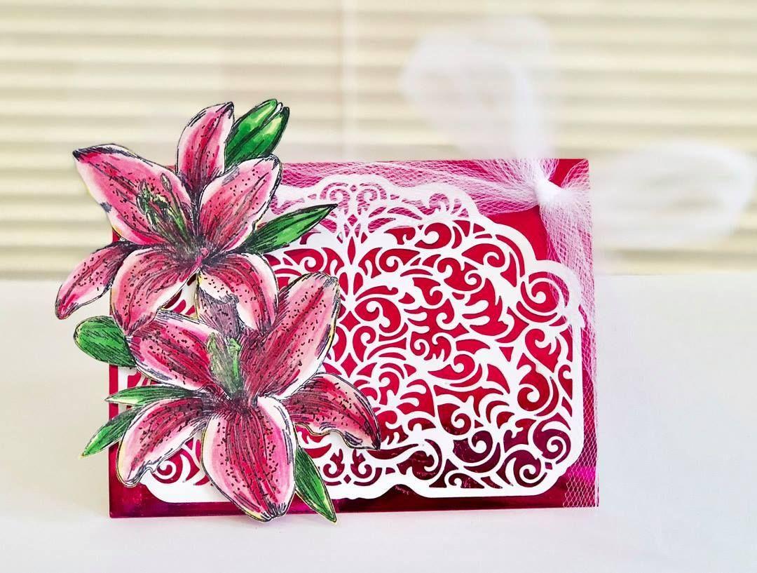 Die'sire Create-A-Card Metal Dies Splendid Swirls에 대한 이미지 검색결과