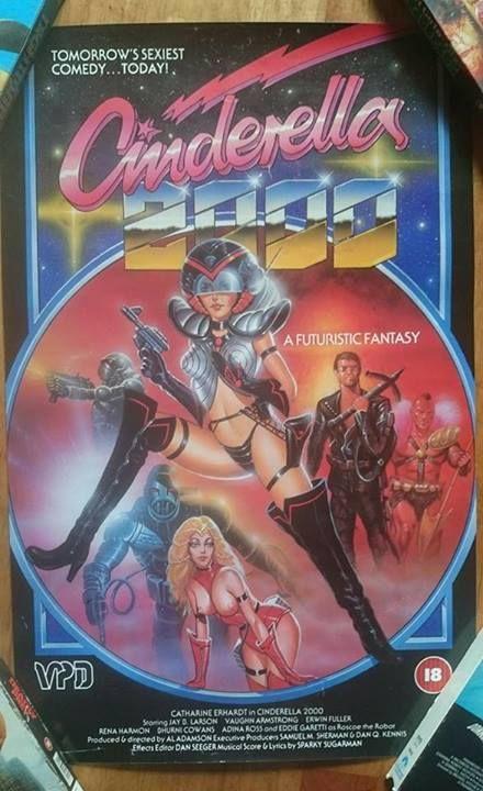 Cinderella 2000 Film Posters Horror Movie Posters Old Movie
