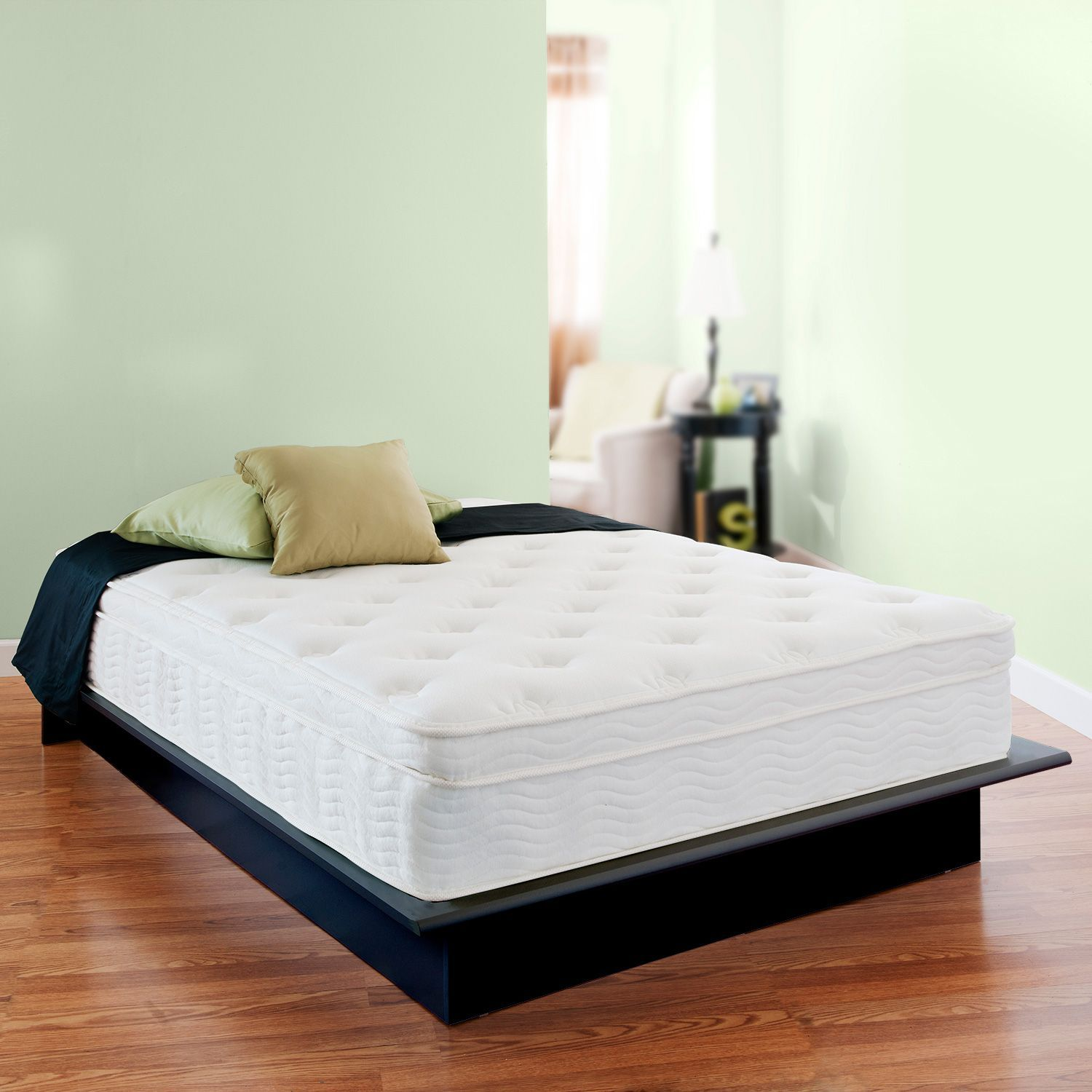 mattress in a box sam s club. Night Therapy ICoil® 13 Inch Deluxe Euro Box Top Spring Mattress- King - Sam\u0027s Mattress In A Sam S Club .
