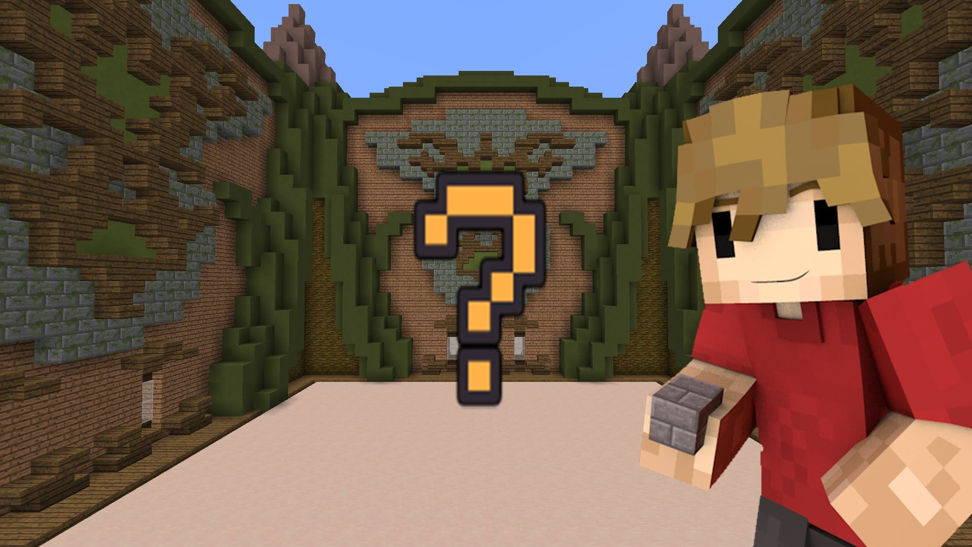 Fan Build Battle Minecraft Minigame Youtube Battle